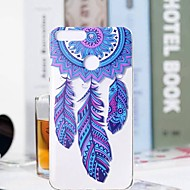 abordables Fundas / carcasas para Huawei Honor-Funda Para Huawei Honor 7A / Honor 7C(Enjoy 8) Transparente / Diseños Funda Trasera Atrapasueños Suave TPU para Huawei Honor 10 / Honor 9 / Huawei Honor 9 Lite