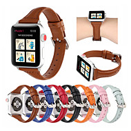 cheap -Watch Band for Apple Watch Series 4/3/2/1 Apple Sport Band Genuine Leather Wrist Strap