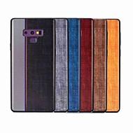 Недорогие Чехлы и кейсы для Galaxy Note 8-Кейс для Назначение SSamsung Galaxy Note 9 / Note 8 С узором Кейс на заднюю панель Плитка Мягкий ТПУ для Note 9 / Note 8