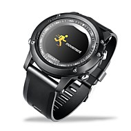 cheap -Indear T2 Smart Bracelet Smartwatch Android iOS Bluetooth Sports Waterproof Heart Rate Monitor Touch Screen Pedometer Call Reminder Activity Tracker Sleep Tracker Sedentary Reminder / Calories Burned