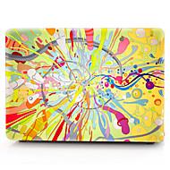 """お買い得  MacBook 用ケース/バッグ/スリーブ-MacBook ケース カートゥン PVC のために MacBook Pro 13インチ / MacBook Pro Retinaディスプレイ15インチ / New MacBook Air 13"""" 2018"""