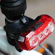 preiswerte Taschenlampen, Laternen & Lichter-Sicherheitsleuchten LED Radlichter LED Radsport Wasserfest, Tragbar, Schnellspanner Wiederaufladbarer Akku 150 lm Batteriebetrieben Radsport