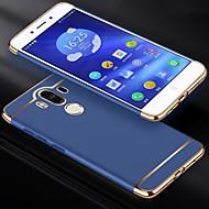 お買い得  携帯電話ケース-ケース 用途 Huawei Mate 10 pro / Mate 10 耐衝撃 バックカバー ソリッド ハード PC のために Mate 10 / Mate 10 pro / Huawei Mate 7