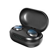 お買い得  -Factory OEM TWS T10 耳の中 ワイヤレス ヘッドホン イヤホン ポリプロピレン+ABS樹脂 携帯電話 イヤホン マイク付き / 充電ボックス付き ヘッドセット