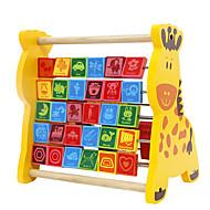 preiswerte Spielzeuge & Spiele-Bausteine Cool Exquisit Eltern-Kind-Interaktion Hölzern Alles Spielzeuge Geschenk 1 pcs