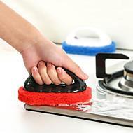お買い得  キッチン&ダイニング-キッチン クリーニング用品 PP ブラシ、はたき、化学ぞうきん ツール 1個