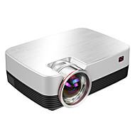 رخيصةأون -Factory OEM Q6 LCD LED جهاز إسقاط 4000 lm الدعم 1080P (1920x1080) 30-120 بوصة / WXGA (1280x800) / ±15°