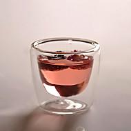 お買い得  キッチン&ダイニング-カップ、グラス ガラス グラス 断熱 / キュート 1 pcs