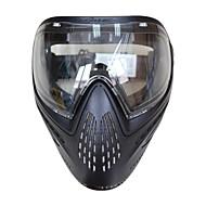 abordables Accesorios para Pesca-Máscara para Caza / Disparo Resistente al Agua / Removible / Transpirable Deporte Caucho natural 1pc Negro / Amarillo / Verde Ejército