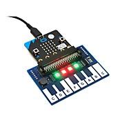お買い得  -マイクロのためのwavehareミニピアノモジュール:音楽を再生するビットタッチキー