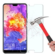 cheap Screen Protectors-Screen Protector for Huawei Huawei P20 Pro Tempered Glass 1 pc Front Screen Protector High Definition (HD) / 9H Hardness / 2.5D Curved edge