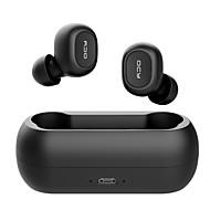 QCY באוזן אלחוטי / Blootooth אוזניות כיסוי עמיד למים / אוזניות ניאופרן / פולי טלפון נייד אֹזְנִיָה מיני / סטריאו / עם מיקרופון אוזניות