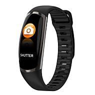 billige -Smart Armbånd Indear-R16 for Android iOS Bluetooth Sport Vandtæt Pulsmåler Blodtryksmåling Touch-skærm Skridtæller Samtalepåmindelse Aktivitetstracker Sleeptracker