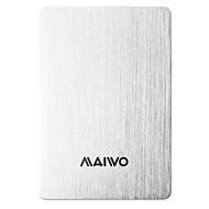 abordables Fundas de Disco Duro-MAIWO Recinto del disco duro Gire las lámparas del brazo Aleación de aluminio SATA KT031A