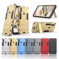 preiswerte Handyhüllen-Hülle Für Xiaomi Mi 6X / Xiaomi A2 Stoßresistent / mit Halterung Rückseite Solide Hart PC für Xiaomi Mi 6X(Mi A2) / Xiaomi A2