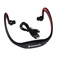 Hovedtelefoner / Trådløse sports øretelefoner / Headset (styrfitting) / Bluetooth Stereo Ørepropper Vandtæt, Sweatproof, Støjreduktion, Hovedtelefon Mikrofon, Hifi Stereo Cykling / Cykel, Vandring