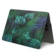 """MacBook Hoes Bloem PVC voor MacBook Pro 13"""" / MacBook Pro 15'' met Retina-scherm / New MacBook Air 13"""" 2018"""
