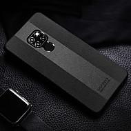 preiswerte Handyhüllen-Nillkin Hülle Für Huawei Huawei Mate 20 Pro / Huawei Mate 20 Stoßresistent Rückseite Solide Hart PU-Leder für Huawei Mate 20 pro / Huawei Mate 20