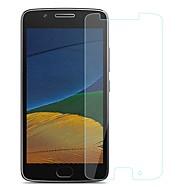 お買い得  スクリーンプロテクター-スクリーンプロテクター のために Motorola Moto G5 強化ガラス 1枚 スクリーンプロテクター 硬度9H / 傷防止