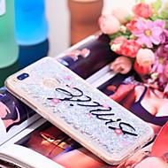preiswerte Handyhüllen-Hülle Für Xiaomi Mi 5X Stoßresistent / Glänzender Schein Rückseite Glänzender Schein Weich TPU für Xiaomi Mi 5X