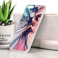 preiswerte Handyhüllen-Hülle Für Huawei Honor 7X Ultra dünn / Muster Rückseite Farbverläufe Weich TPU für Honor 7X