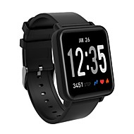 お買い得  -BoZhuo DO10 男女兼用 スマートブレスレット Android iOS ブルートゥース スポーツ 防水 心拍計 血圧測定 消費カロリー 歩数計 着信通知 睡眠サイクル計測器 座りがちなリマインダー 目覚まし時計 / 重力センサー