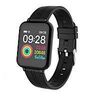 cheap -Indear B57PLUS Smart Bracelet Smartwatch Android iOS Bluetooth Smart Sports Waterproof Heart Rate Monitor Stopwatch Pedometer Call Reminder Activity Tracker Sleep Tracker / Blood Pressure Measurement