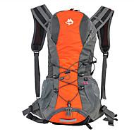 お買い得  -Jungle King 18 L バックパック - 湿度, 通気性 アウトドア ハイキング, 登山 ナイロン オレンジ, グリーン, ブルー
