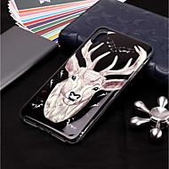케이스 제품 Apple iPhone XR / iPhone XS Max 야광 / 패턴 뒷면 커버 동물 소프트 TPU 용 iPhone XS / iPhone XR / iPhone XS Max