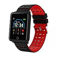 Kimlink F21 Masculino Relógio inteligente Android iOS Bluetooth Monitor de Batimento Cardíaco Medição de Pressão Sanguínea Calorias Queimadas Distancia de Rastreamento Informação Podômetro Aviso de