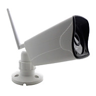 billige -ip kamera 720p wifi support micro sd kort vandtæt mini trådløst cctv sikkerhedssystem overvågning infrarød