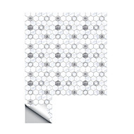 cheap -Decorative Wall Stickers - 3D Wall Stickers Abstract / Shapes Bathroom / Kitchen