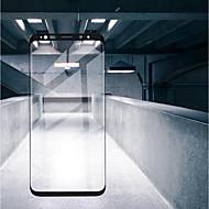 お買い得  Samsung 用スクリーンプロテクター-スクリーンプロテクター のために Samsung Galaxy S7 edge / S7 強化ガラス 1枚 スクリーンプロテクター 3Dラウンドカットエッジ