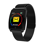 cheap -Factory OEM R17 Smart Bracelet Smartwatch Android iOS Bluetooth Smart Sports Waterproof Heart Rate Monitor Pedometer Call Reminder Activity Tracker Sleep Tracker Sedentary Reminder / Touch Screen