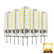 cheap -5pcs 4 W 300-400 lm GY6.35 LED Corn Lights T 80 LED Beads SMD 4014 Adorable Warm White / Cold White 220-240 V