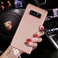 tanie -Kılıf Na Samsung Galaxy Galaxy S10 / Galaxy S10 Plus Wytłaczany wzór Osłona tylna Solidne kolory Miękka TPU na S9 / S9 Plus / S8 Plus