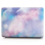 """זול -MacBook נרתיק ציור שמן PVC ל מקבוק פרו13אינץ' / מקבוק אייר13אינץ' / New MacBook Air 13"""" 2018"""