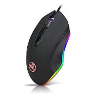 Недорогие Мыши и клавиатуры-OEM Проводной USB Gaming Mouse / Управление мышью S500 6 pcs ключи LED подсветка 12 Регулируемые уровни DPI 6 программируемых клавиш 4800 dpi