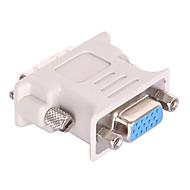 billiga -DVI 24 + 5 Adapterkabel, DVI 24 + 5 till VGA Adapterkabel Hane - hona Kort (under 20 cm)