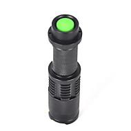 preiswerte Taschenlampen, Laternen & Lichter-5 LED Taschenlampen LED LED 1 Sender 1000 lm 5 Beleuchtungsmodus Taktisch, Zoomable-, Wasserfest Camping / Wandern / Erkundungen, Für den täglichen Einsatz, Radsport