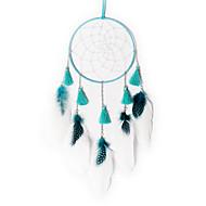 cheap -Dreamcatcher - Feather Bohemia 1 pcs Wall Decorations