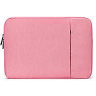 abordables -Ordinateur portable de 14 pouces / iPad Manche Térylène Couleur unie