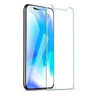 billige -Cooho Skærmbeskytter for Apple iPhone XS / iPhone XR / iPhone XS Max Hærdet Glas 1 stk Skærmbeskyttelse High Definition (HD) / 9H hårdhed / 2.5D bøjet kant