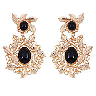 cheap -Women's Drop Earrings - Resin Statement Jewelry Gold For Street 1 Pair