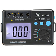 cheap -HD HDT20A Resistance Capacitance Tester 1000V Convenient / Measure / Pro