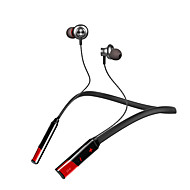 お買い得  -LITBest 耳の中 ワイヤレス ヘッドホン イヤホン プラスチック スポーツ&フィットネス イヤホン ボリュームコントロール付き ヘッドセット