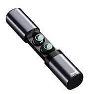 povoljno -HAIFSUN T3 U uhu Bez žice Slušalice Slušalica plastika / Aluminij-magnezij legura EARBUD Slušalica Stereo / Dvostruki upravljački programi / HIFI Slušalice