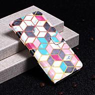 hoesje Voor Samsung Galaxy Galaxy S10 Plus / Galaxy S10 E Portemonnee / Kaarthouder / met standaard Volledig hoesje Geometrisch patroon Hard PU-nahka voor S9 / S9 Plus / S8 Plus