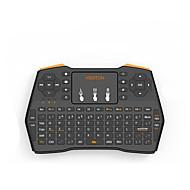 tanie -LITBest i8 USB Wired Klawiatura numeryczna klawiatura multimedialna Klawiatura numeryczna Można ładować Wielokolorowe podświetlenie 91 pcs Klawiatura