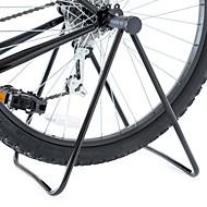 お買い得  -自転車用トリプルホイール・ハブスタンド・キックスタンド 修理用パーキングホルダー 折り畳み式 ユニバーサル フレキシブル アルミ メタル ロードバイク マウンテンバイク BMX